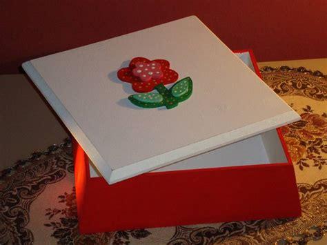Manualidades Ana Karina: Cajas de madera decoradas