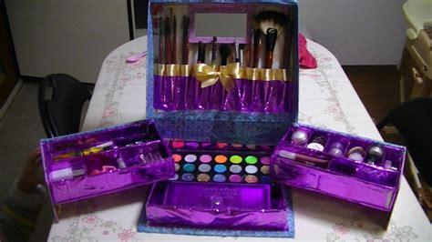 Manualidades: Caja Organizadora De Maquillaje ...