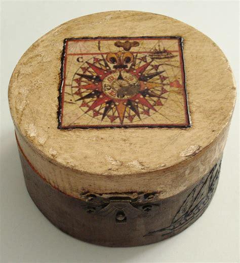 MANUALIDADES Y OTROS ENTRETENIMIENTOS: Decorar caja de madera