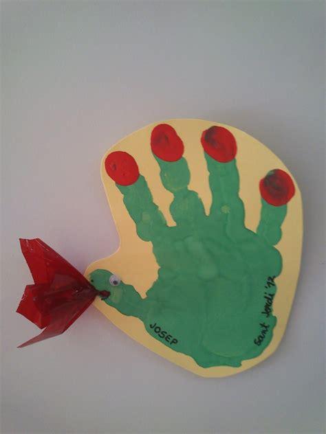 Manualitats Infantils: Drac de Sant Jordi