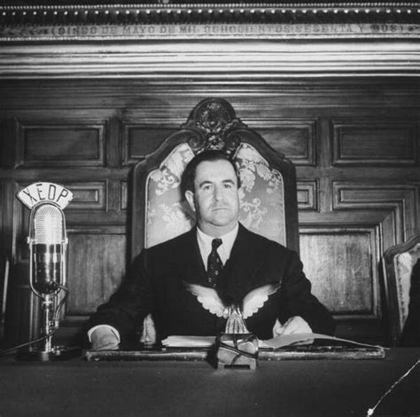 Manuel Ávila Camacho 1940 1946 | Politica de mexico ...