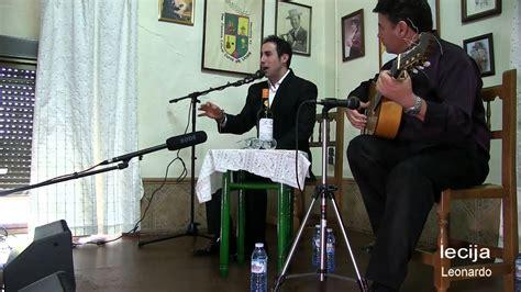 MANUEL CRIBAÑO: cantes por farrucas  La Guijarrosa.   YouTube