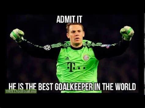 Manuel Neuer The Best goalkeeper in the world   YouTube