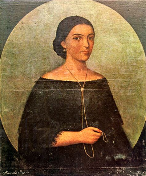 Manuela Sáenz   Wikidata