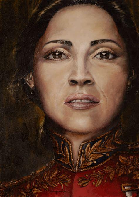 Manuelita Sáenz, La Libertadora del Libertador. La heroína ...