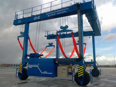 Manufacture of hoists, cranes and crane components ...