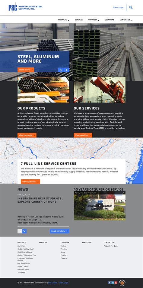 Manufacturing Website | Trent Creative