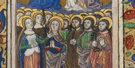 Manuscritos iluminados de la Edad Media   Museo de Artes ...