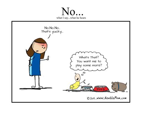 Many translations of the word….No…   Newbie Mom ...