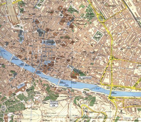Map of Florence   Lucas Pereira