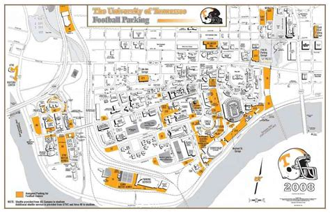 Map Of Knoxville Tennessee | Holiday Map Q | HolidayMapQ.com