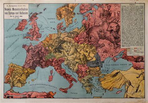 Map of the Day: Europe from Germany s Perspective One Year ...