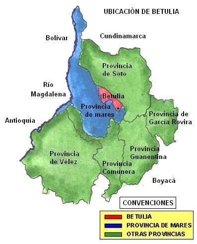 Mapa Con Las Cordilleras De Colombia