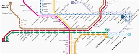 Mapa de calorías correr estaciones de Metro Valencia