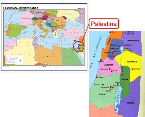 Mapa de Palestina   Mapa Físico, Geográfico, Político ...