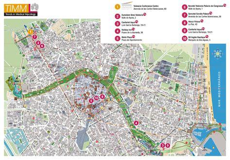 Mapa de Valencia   Noticias España