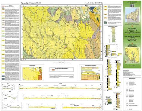 Mapa geològic 1:25.000. Geotreball I. Cornellà del Terri ...