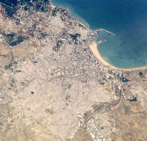 Mapa Tanger vía satélite sin copyright   Imagenes Sin ...