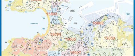 mapas ciudades Codigos postales | Mapas Magnéticos Imanes