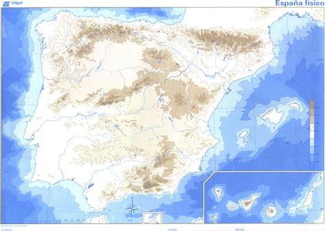 Mapas de España   Un rincón en casa