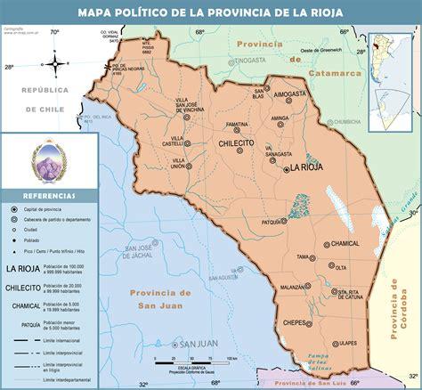 Mapas de La Rioja | Mapoteca