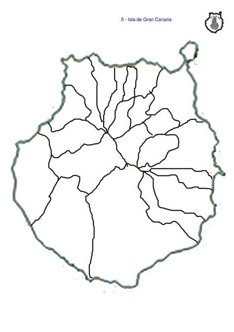 Mapas islas canarias