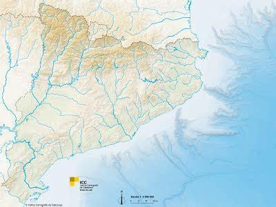 Mapes   CATALUNYA