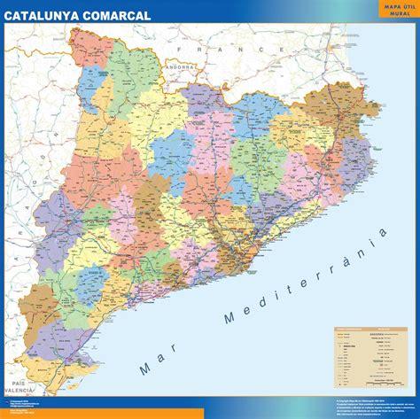 Mapes de Catalunya i el mon en català   Mapes de Catalunya ...