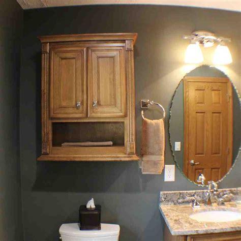 Maple Bathroom Wall Cabinet   Home Furniture Design