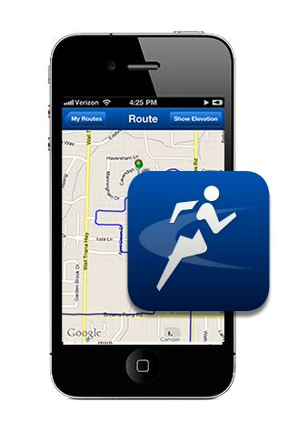 MapMyRun map out a run to plan your distance. or download ...