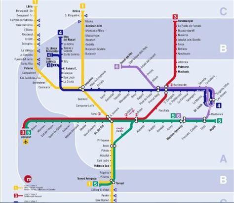 mappa: fotografía de El Metro de Valencia   Tripadvisor