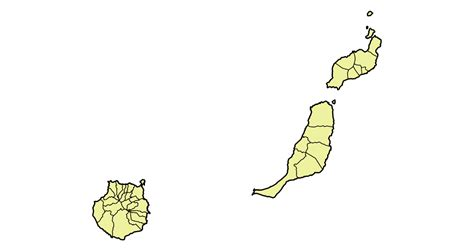 Maps of the Canary Islands   Wikimedia Commons