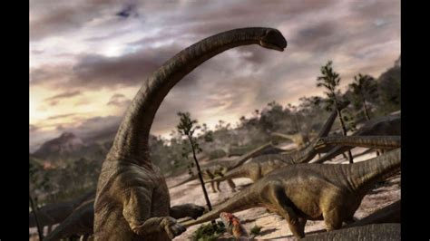 Mapusaurus gang Vs. Argentinosaurus | Planet Dinosaur ...