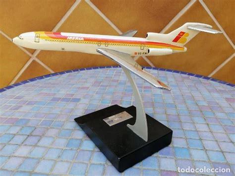 maqueta avión comercial de iberia boeing 727   Comprar ...