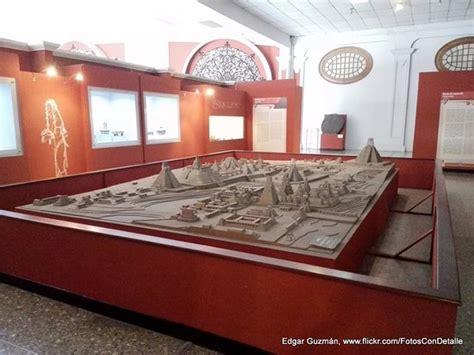 Maqueta de Tikal   Picture of National Museum of ...