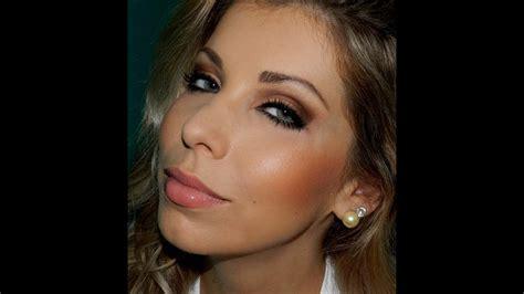 Maquiagem básica para o dia a dia, com Lu Ferraes   YouTube