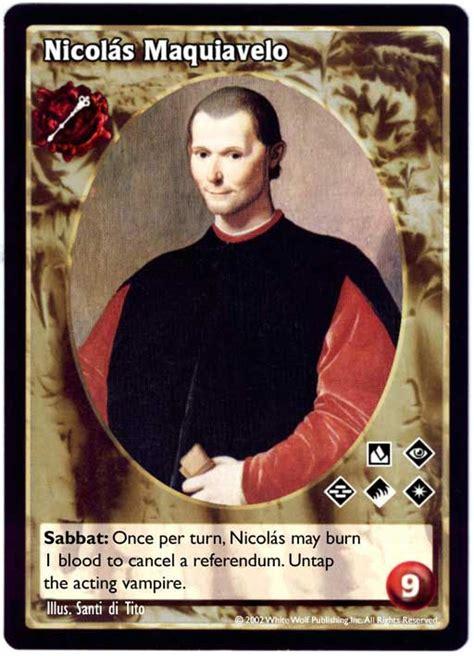 Maquiavelo: Biografia de Maquiavelo