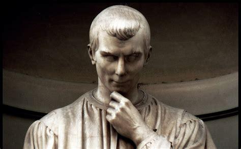 Maquiavelo, el filósofo del pueblo