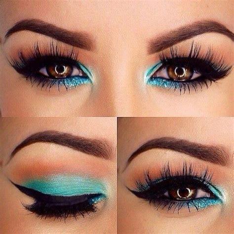 Maquillaje de noche para ojos marrones | Mujer y Estilo