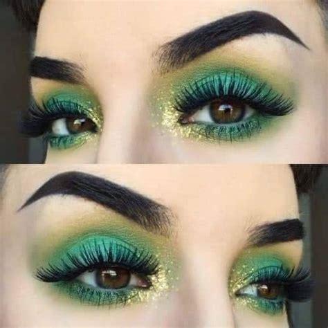 maquillaje en tonos verdes paso a paso  1    Ideas Bonitas ...
