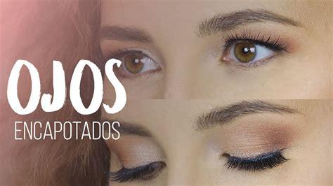 Maquillaje para ojos encapotados / encapuchados   YouTube