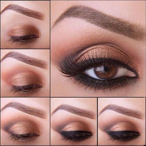 Maquillaje para Ojos Grandes   maquillajeelegante