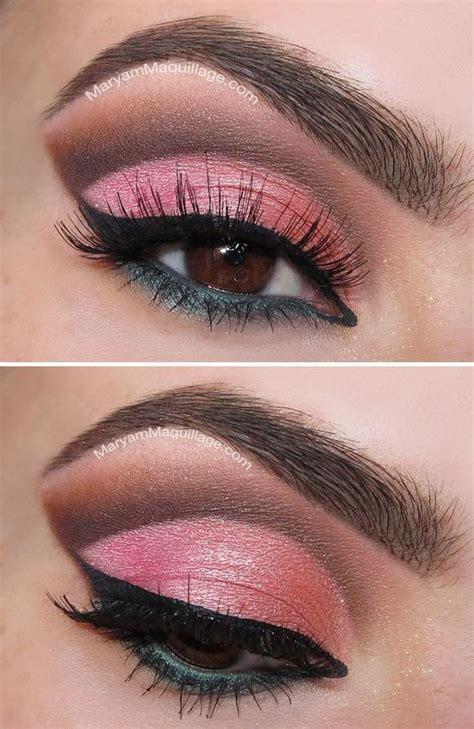 Maquillaje para ojos marrones paso a paso para dia o noche ...