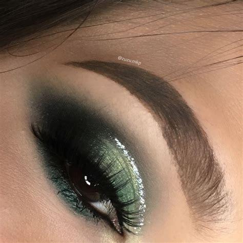 Maquillaje tonos verdes | Maquillaje de ojos, Maquillaje ...