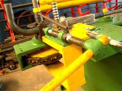 Maquina Curvadora De Tubos 2.1/2 Polegadas   YouTube