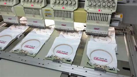 maquina de bordar swf BL Bordados!!!!!   YouTube