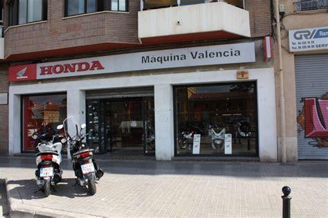 MAQUINA VALENCIA | Concesionario Oficial Honda Motos en ...