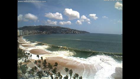 Mar de fondo en Acapulco Guerrero 26 de abril 2014 16:03 ...