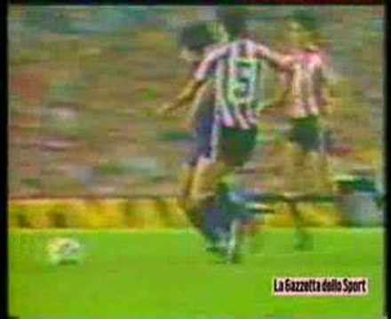 Maradona foul Goicoechea   YouTube
