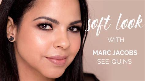 Marc Jacobs See Quins Topaz Flash Makeup Look   Makeupzone ...